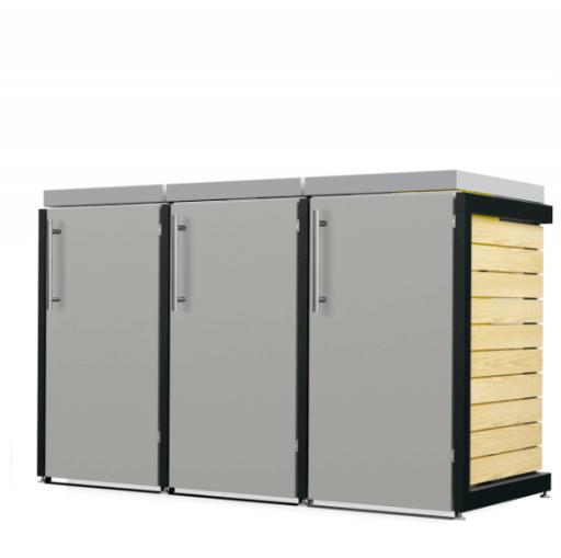 Mülltonnenbox Oscar-013