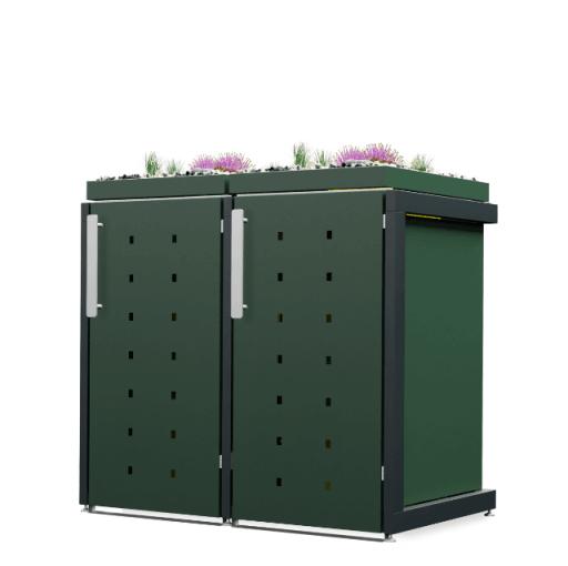 Mülltonnenbox Oscar-034
