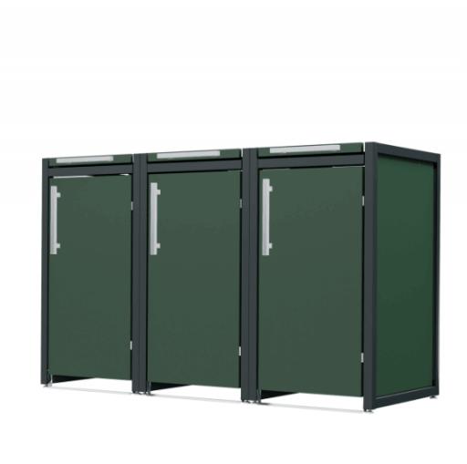 Mülltonnenbox Carl-033