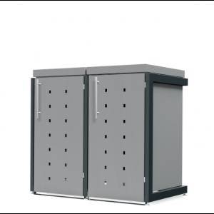 Mülltonnenbox Oscar-001