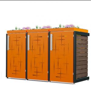 Mülltonnenbox Oscar-002