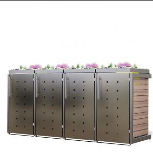 Mülltonnenbox Oscar-003