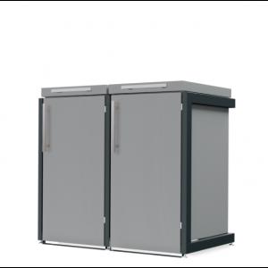 Mülltonnenbox Oscar-004