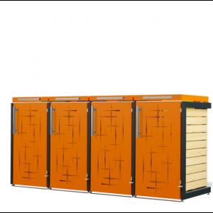 Mülltonnenbox Oscar-011