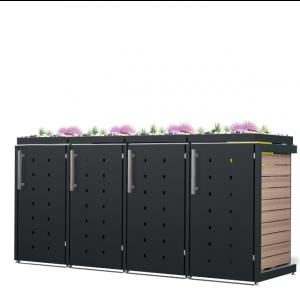 Mülltonnenbox Oscar-014