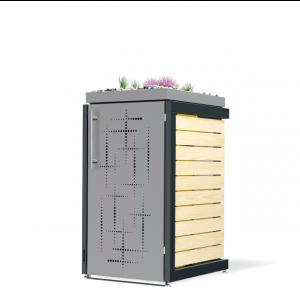 Mülltonnenbox Oscar-015