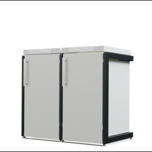 Mülltonnenbox Oscar-016