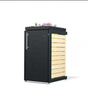 Mülltonnenbox Oscar-018