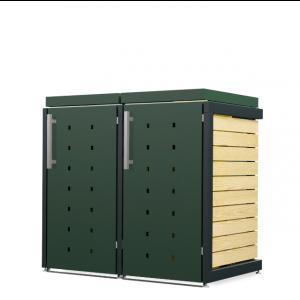 Mülltonnenbox Oscar-019