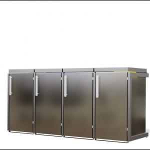 Mülltonnenbox Oscar-020