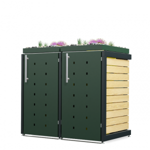 Mülltonnenbox Oscar-021