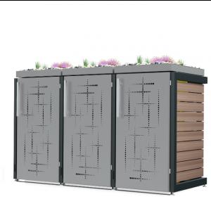 Mülltonnenbox Oscar-022