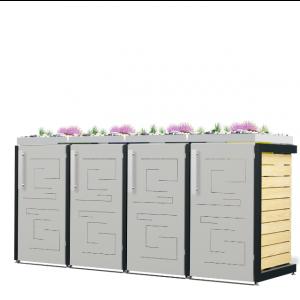 Mülltonnenbox Oscar-024