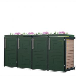Mülltonnenbox Oscar-025