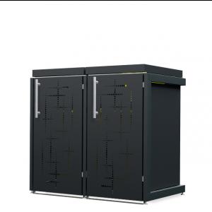 Mülltonnenbox Oscar-028