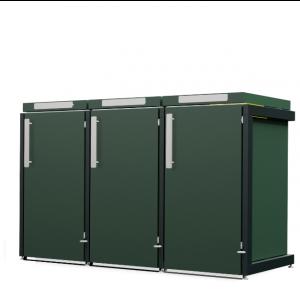 Mülltonnenbox Oscar-029