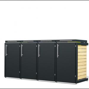 Mülltonnenbox Oscar-030