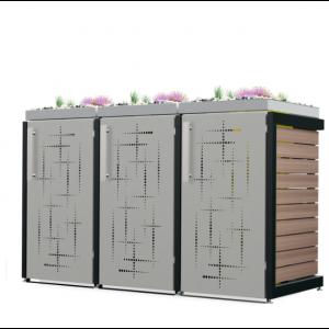 Mülltonnenbox Oscar-031