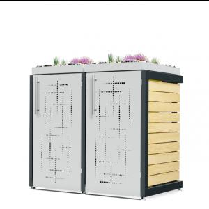 Mülltonnenbox Oscar-032