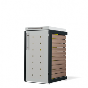 Mülltonnenbox Oscar-033