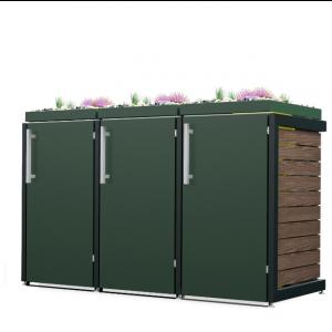 Mülltonnenbox Oscar-035