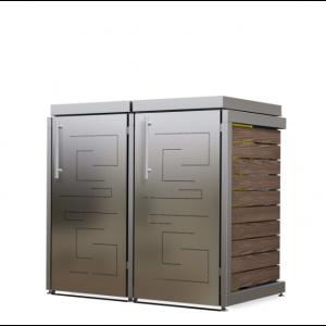 Mülltonnenbox Oscar-036