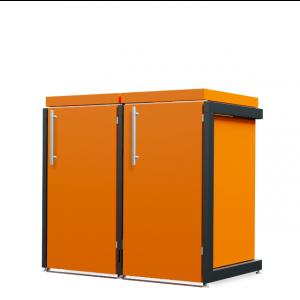 Mülltonnenbox Oscar-038