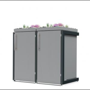 Mülltonnenbox Oscar-040