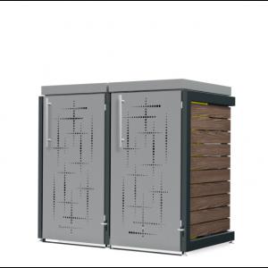Mülltonnenbox Oscar-041