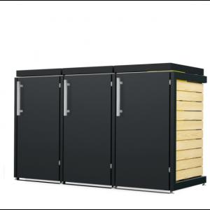 Mülltonnenbox Oscar-043