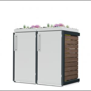 Mülltonnenbox Oscar-044