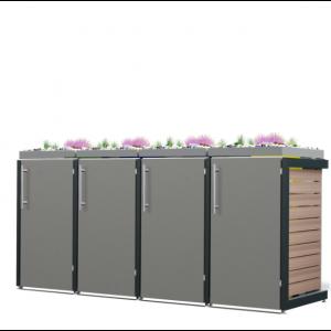 Mülltonnenbox Oscar-045