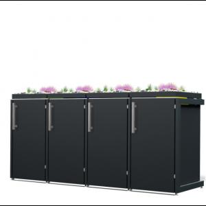 Mülltonnenbox Oscar-046