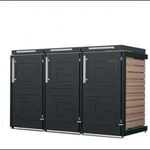 Mülltonnenbox Oscar-048