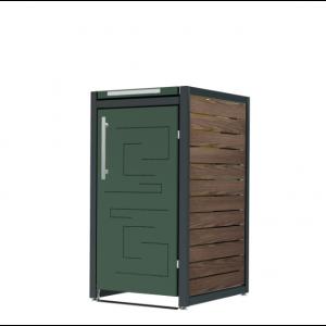 Mülltonnenbox Carl-000
