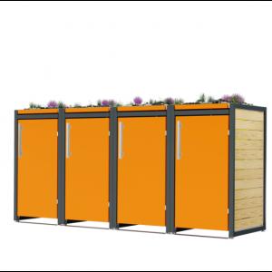 Mülltonnenbox Carl-002