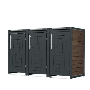 Mülltonnenbox Carl-003