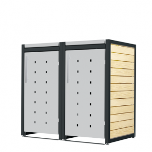 Mülltonnenbox Carl-004