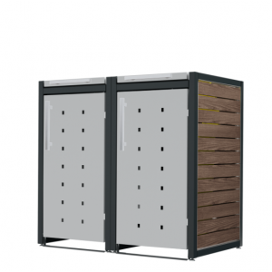 Mülltonnenbox Carl-007