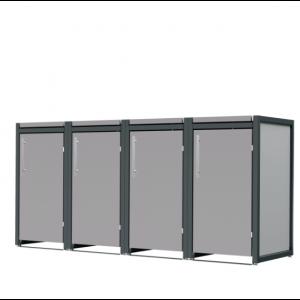 Mülltonnenbox Carl-008
