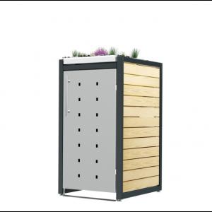 Mülltonnenbox Carl-011