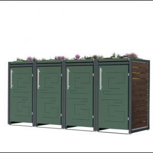 Mülltonnenbox Carl-013