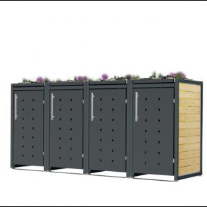 Mülltonnenbox Carl-017