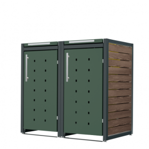 Mülltonnenbox Carl-020