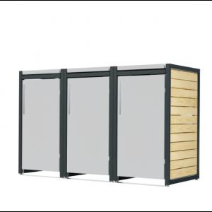 Mülltonnenbox Carl-026