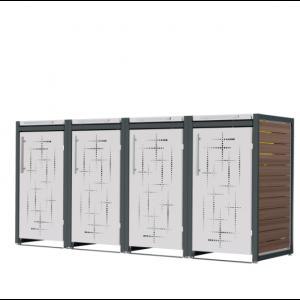 Mülltonnenbox Carl-027
