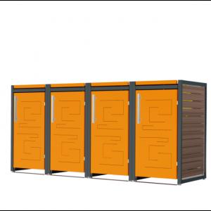 Mülltonnenbox Carl-028