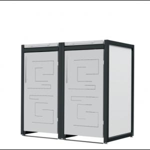 Mülltonnenbox Carl-037