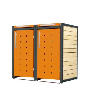 Mülltonnenbox Carl-038