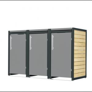 Mülltonnenbox Carl-041